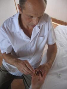 Alternative Felix Healing diagnosis 2