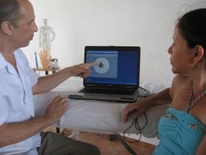 Alternative Felix Healing diagnosis 3
